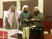 """بالصور.. تحفيظ القرآن بالأحساء تُقيم حفلاً للمتميزين في """"رعاية حافظ"""""""