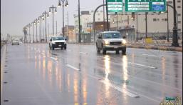 """الحصيني"""" يوضح خريطة الأمطار خلال الـ24 ساعة القادمة .. وهذا توقعه للشرقية"""
