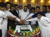 نادي الحي بمدرسة الإمام عاصم يختتم دورة القدرات