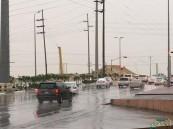 الإنذار المبكّر : أمطار رعدية وموجة غبار تشهدها #الأحساء و #بقيق وما جاورها