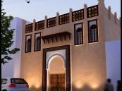 """بالصور.. """"الملحم"""": إنشاء أول فندق تراثي من نوعه وفق الطراز الأحسائي الشعبي"""