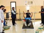 بالصور.. اختتام بطولة الهيئات والمراكز لألعاب القوى ورفع الاثقال