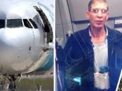 شاهد.. الداخلية المصرية تنشر مقطع لمختطف الطائرة منذ دخوله المطار وحتى مغادرته
