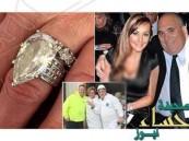 خاتم ألماس بقيمة 400 ألف دولار بالقمامة!