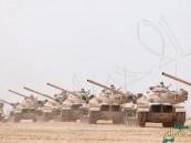 شاهد..أكثر من ١٠٠صورة ترصد انتشار قوات الدول المشاركة بـ #رعد_الشمال في الميدان
