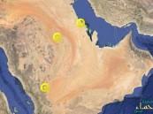 """""""الإنذار المبكر"""": الغبار يضرب موعداً مع 3 مناطق حتى الـ 8 مساءً"""