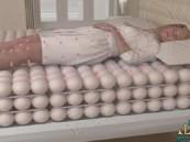 بالفيديو.. تصميم سرير ذكي يحل مشاكل النوم والشخير