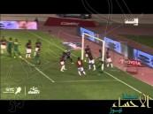 """بالفيديو """"الخليج"""" يخطف الفوز من الرائد بهدف """"الجدعاني"""""""