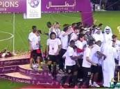#الريان بطلا للدوري القطري لأول مرة منذ 21 عاما