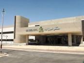 وفد من أهالي مدينة العمران يزورون مستشفى العمران العام