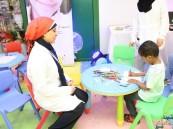 """مستشفى الملك عبدالعزيز بالأحساء يقيم فعاليات """"حماية الأطفال من الاعتداء"""""""