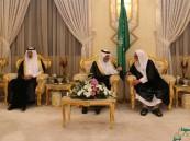"""بالصور.. الأمير """"سعود بن نايف"""" يُشرف حفل استقباله بقصر الأمير """"عبدالعزيز بن جلوي"""""""
