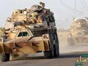 """""""التحالف"""" يدفع بآليات ثقيلة للجيش الوطني لفتح الطريق الرابط بين #تعز و #صنعاء"""