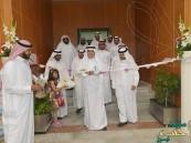 """مدير جامعة الملك فيصل يفتتح معرض الكتاب المستعمل في كلية الآداب """"بأقسام الطالبات"""""""