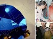 سارق الماسة الزرقاء من قصر أمير سعودي يصاب بلعنتها
