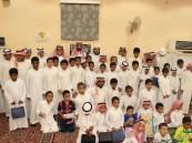 حلقة جعفر بن أبي طالب بمسجد التركي بالشهابية تكرم طلابها