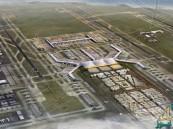 شركة سعودية تشارك في  تشييد أكبر مطار في العالم