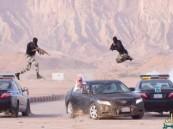 """بالفيديو.. مشاهد من تمرين """"صولة الحق 8 """" لقوات الطوارئ"""