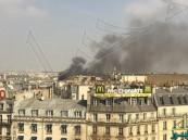انفجار ضخم وسط باريس الجمعة 1-4-2016