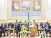 """بالصور.. """"بيان مشترك"""" يكشف تفاصيل زيارة ملك الأردن للمملكة"""