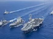 انطلاق أكبر مناورات بحرية بالعالم لتأمين مياه الشرق الأوسط