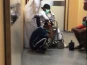 """بالصور.. تعطل """"الأشعة"""" بمستشفى """"الملك فهد"""" يُجبر المراجعين على """"الخاص"""" !"""