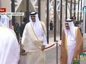 بدء وصول قادة دول مجلس التعاون إلى الرياض