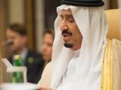 خادم الحرمين: دول مجلس التعاون ملتزمة بتطوير العلاقات التاريخية مع الولايات المتحدة
