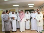 """بالصور.. وزير الشؤون الاجتماعية """"القصبي"""" يتفقد سير العمل بمحافظة #الأحساء"""