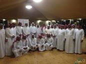 """شؤون أعضاء هيئة التدريس بـ""""الملك فيصل"""" تحتفي بتقاعد """"الدرويش"""" و """"البن سعد"""""""