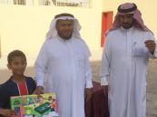 """""""المقداد بن عمرو"""" تُكرم طلابها المشاركين في أسبوع """"موهبة"""" و """"المرور"""""""