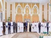 """أستاذ بجامعة """"الملك فيصل"""" يحصد جائزة راشد بن حميد للثقافة و العلوم"""