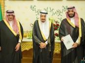 """بالصور.. """"الوزراء"""" يوافق على #رؤية_المملكة_2030"""