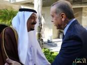 خادم الحرمين يصل إلى أنقرة في مستهل زيارته لتركيا