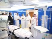 المملكة تدشن أول مختبر يعمل بتقنية الروبوت بالشرق الأوسط