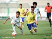 الأهلي يتصدر دوري الشباب بفوزه على النصر بهدف دون مقابل