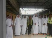 """بالصور.. وزير التجارة يفتتح مقر خدمات الصناعيين الجديد بـ""""عيون"""" #الأحساء"""