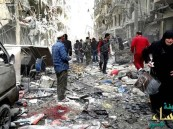 """مقتل شخص كل 25 دقيقة بحلب.. وهاشتاق #حلب_تحترق يفضح الطاغية """"بشار"""""""