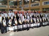 """""""الإمام عاصم"""" الإبتدائية لتحفيظ القرآن الكريم تحتفل بتخريج طلابها"""