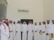 """بالصور.. مدير جامعة الملك فيصل يشيد بأداء """"قبس"""" بعد زيارة تعريفية للمؤسسة"""