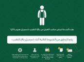 الجوازات: إلغاء بلاغ تغيب العمالة المنزلية خلال 15 يوماً من تاريخ تسجيله
