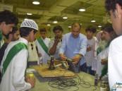 """ضمن برنامج """"عيش السعودية.. رياض الخبراء بصناعي الأحساء الثالث"""