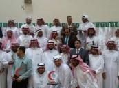 المساعد للشؤون المدرسية يُكرم 90 مدرسة عززت الصحة بين طلابها
