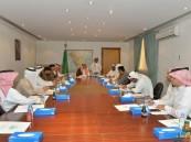 بالصور.. وكيل محافظة الأحساء يرأس الاجتماع الأول للجنة الفعاليات والإجازات