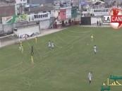 """شاهد … مباراة كرة قدم في """"الإكوادور"""" تنتهي بنتيجة 44 ـ 1"""