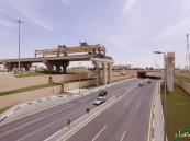 غدًا الثلاثاء… إغلاق نفق تقاطع طريق الملك فهد – الديوان لتركيب الجسور (صورة)