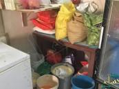 """الأمانة تُتلف طن """"أغذية فاسدة"""" وتُنذر 373 منشأة مخالفة في #الأحساء"""