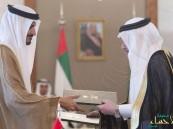 بالصور.. خادم الحرمين يشهد توقيع محضر إنشاء مجلس التنسيق السعودي الإماراتي