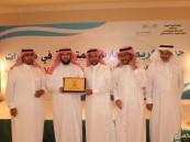 عمار بن ياسر تحصد المؤشر الذهبي في جائزة التميز للانشطة الطلابية