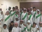 ابتدائية الحارث بن هشام تحتفل بخريجيها